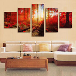 Unframed Modern Art Oil Painting Print Canvas Picture Home Wall Room A $11.96