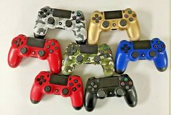 Genuine Sony DualShock 4 All Colors Wireless Controller For PlayStation 4 - PS4 $45.00
