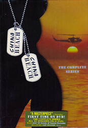 China Beach: The Complete Series 21 Dvd  Box Set New Sealed Free Shipping $57.95