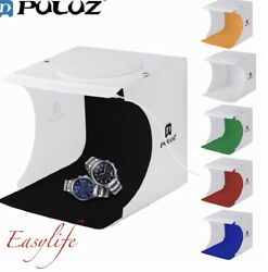 Light Room Photo Studio Photography LED Tent Kit Backdrop Cube Mini Box $13.79