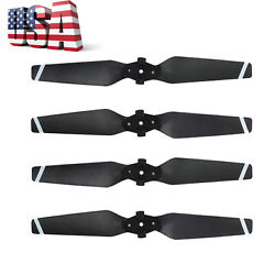 4*For DJI Spark Drone Folding Propeller Quick Release 4730 Propellers Blades US $10.85