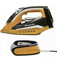 Cordless Iron and Steamer  Power XL As Seen On TV Free Shipping $109.00