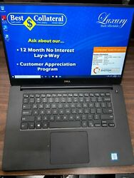 "Dell Precision 5510 15.6"" i7-6820HQ 2.70GHz 32GB 512GB SSD NVIDIA Quadro M1000M"