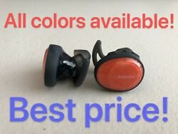 Bose SoundSport Free Wireless Bluetooth Earbuds Replacement Left And Right Color $59.00