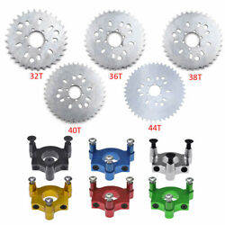 1.5 Inch CNC Adapter 32-44T Multifunction Sprocket FIT 415 Chain Motorized Bike $13.99