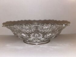 Beautiful Vintage Glass Bowl $24.99