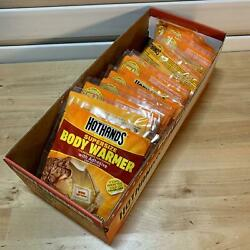 HotHands Body & Hand Super Warmers Odorless Air Activated Warmers 30-PACK $18.99