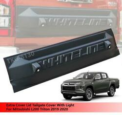 Extra Cover Lid Tailgate Cover with Light For Mitsubishi L200 Triton 2019 2020 $253.33