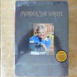 NEW - Murder She Wrote - The Complete First Season [3 DVD] wPilot Movie