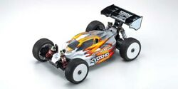 Kyosho 1 8 RC Brushless Powered 4WD Racing Buggy Kit Inferno MP10e 34110 RC $1691.41