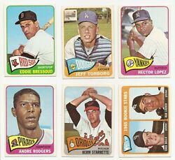 1965 Topps * You Pick * Conditions Listed $4.50