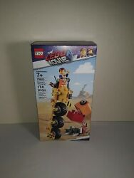 LEGO 70823 The Lego Movie 2 Emmets Thricycle! 174 Pieces New  $12.99