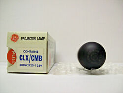 CLXCMB Projector Projection Lamp Bulb 300W 120-125v AVG-25-HR GE $10.75