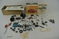 AMT #x27;32 Ford The Deuce V8 Coupe 3 in 1 Model Kit Vintage Parts amp; Box Only $19.99