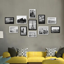 11 28 Photo Frame Set Gallery Wall DIY Pictures Holder Decorate Art Family Room $24.99