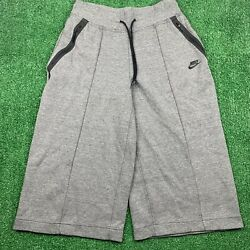 NIKE WOMEN SPORTSWEAR TECH FLEECE PANT SIZE MEDIUM 811679 LOOSE LEG $14.24
