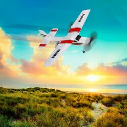RC Plane RTF Glider Z53 2.4G Airplane With Gyro For Kids Beginner Ready To Fly $23.99