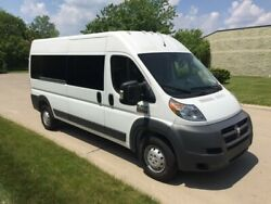 2019 Dodge Promaster  2019 Dodge Promaster Long wheelbase High top Kneel system and loading ramp $38,500.00