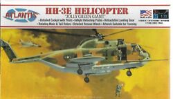 ATLANTIS Formerly Aurora Kit HH 3E Helicopter Jolly Green Giant 1 72 A 505 ST $19.79