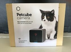 Petcube Interactive WiFi Pet Camera Monitor 2-way Audio Connection  $84.99