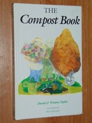 The Compost Book Taylor David 1993 Good Condition AU $20.00