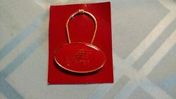 Cathay Pacific Airline Keyholder...used $1.00