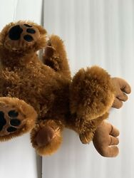 """RARE Creature Comforts 16"""" Moose BROWN CUTE AND CUDDLY FOR BABYS AND KIDS $7.00"""