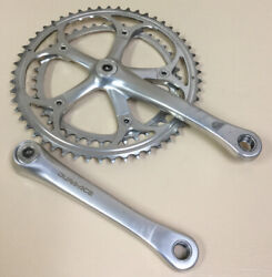 SHIMANO DURA ACE CRANKSET 7410 DOUBLE 170 MM 39-53T 78 OR 9 SPEED $95.00