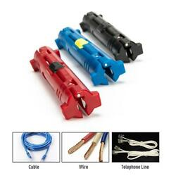 Mini Wire Stripper Crimper Pliers Crimping Tool Cable Cutter DIY Tools Portable $4.99