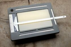 Art Stencil Board Light Box Tracing Drawing Table film table TEMPO VINTAGE  $15.00