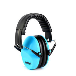 Folding Soft Ear Muffs Hearing Protection Gun Shooting Noise Cancelling Headset $8.00