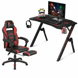 Ergonomic Gaming Computer Desk 43