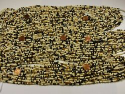 2 Pounds India Handmade Water Buffalo Bone Spacer Beads Lot 9000 PCS UPT-15 $23.00