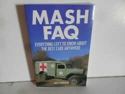 NEW MASH FAQ: Everything Left to Know About the Best Care Anywhere $17.45