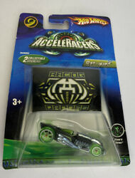2006 Hot Wheels AcceleRacers Racing Drones Rat ified Drone#x27;d Series Rare HTF $64.99