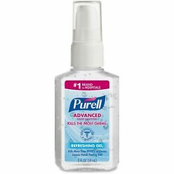 Purell Advanced Instant Hand Sanitizer - 2 oz    FREE SHIPPING $5.95