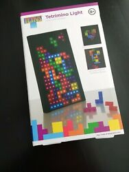 Paladone Tetris Tetrimino Light Lamp Over 50 Tetrimino pieces BRAND NEW SEALED $29.95