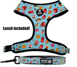 No Pull Dog Pet Harness Adjustable Control Vest Dogs Neoprene XS S M Large XL $6.99