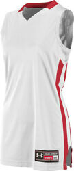 Genuine New UNDER ARMOUR UA Womens Next Level Basketball Jersey LARGE * CLOSEOUT $14.99