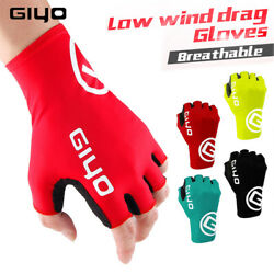 Giyo Cycling Gloves Half Finger Gel Sports Racing Bicycle Mittens Gloves $10.33