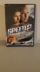Speed 2 - Cruise Control Good DVD Francis GuinanLois ChilesColleen CampMike $7.99