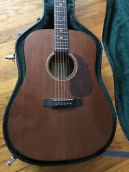 Martin D15 Guitar w Martin Case And Pickup 2003 $750.00