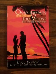 OVER THE HILLS AND THROUGH THE VALLEYS by Linda Blanford Co. Buddy Blanford 2003 $3.50
