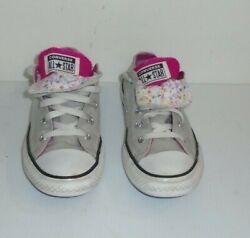 Converse ALL STAR Girls Sneakers Size 3 us 2.5 uk Youth CUTE $18.88