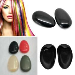 1 Pair Plastic Ear Cover Hair Dye Color Coloring Shield Protect Guard Salon New $0.99