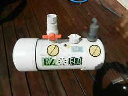 ez flo 10HC fertilizer injector $365.00