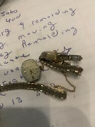Vintage Parts For A Longines Lady Watch $25.00