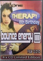 Maximes Bounce Energy vs Therapy 8th Birthday February 2010 Scouse House... GBP 6.99