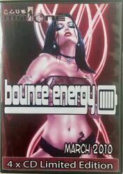 Maximes Bounce Energy Battle of the DJs March 6th 2010 Scouse House Donk... GBP 6.99
