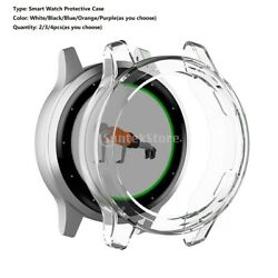 42mm Smart Watch TPU Transparent Protection Case Cover Anti dust fits Garmin $8.91